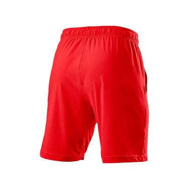 Wilson US Open Vignette 8 Inch Short - Poppy Red