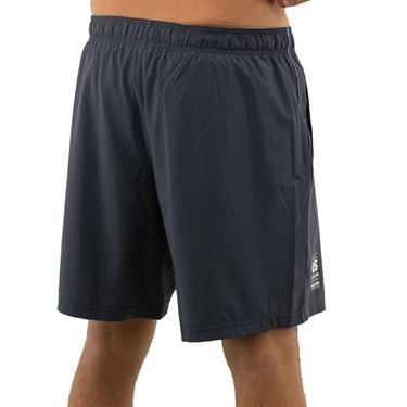 Wilson 2019 US Open Competition 8 inch Short Mens Ebony WRA773803