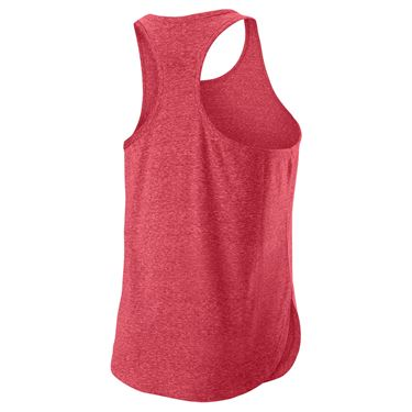 Wilson 2019 US Open Stencil Tech Tank Womens Holly Berry/Flint WRA775602