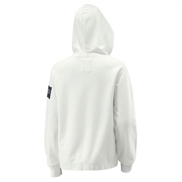 Wilson Since 1914 Pullover Hoody Womens White WRA781502