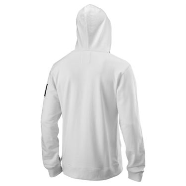 Wilson Since 1914 Hoody Mens White WRA782501