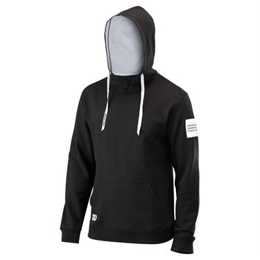 Wilson Since 1914 Hoody Mens Black WRA782502