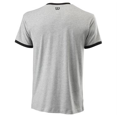 Wilson Since 1914 Tee Mens Heather Grey WRA784203