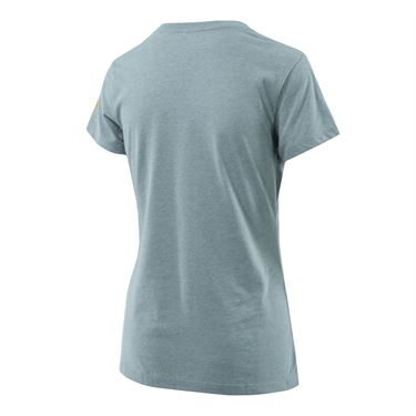 Wilson US Open Court Tee - Grey Heather