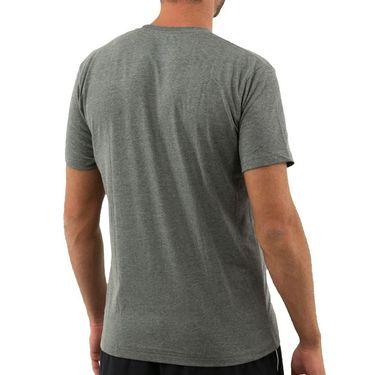 Wilson 2019 US Open NYC Tee Shirt Mens Grey WRAX029CH