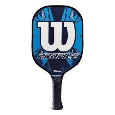 Wilson Profile Blue/Black Pickleball Paddle