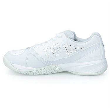 Wilson Rush Open 2.0 Womens Tennis Shoe - White/Ice Grey
