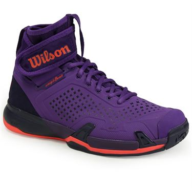 Wilson Amplifeel All Court Womens Tennis Shoe - Tillandsia Purple/Evening Blue