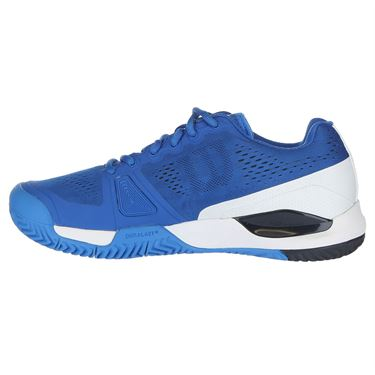 Wilson Rush Pro 3.0 Mens Tennis Shoe - Imperial Blue/White/Brilliant Blue