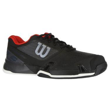 Wilson Rush Pro 2.5 Mens Tennis Shoe 2019 - Black/Ebony/Wilson Red