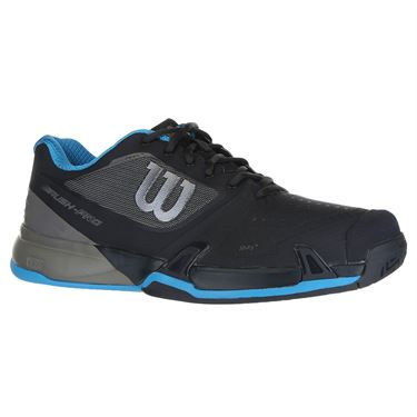 Wilson Rush Pro 2.5 Mens Tennis Shoe 2019 - Blueberry/Quiet Shade/Hawaiian Surf