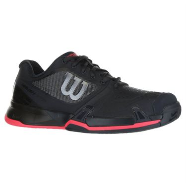 Wilson Rush Pro 2.5 Womens Tennis Shoe 2019 - Black/Paradise Pink