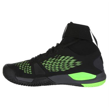 Wilson Amplifeel 2.0 Tennis Shoe - Black/Ebony/Green Gecko