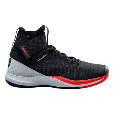Wilson Amplifeel 2.0 Mens Tennis Shoe Black/Pearl Blue/Infrared WRS326370