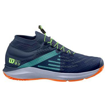 Wilson Kaos 3.0 SFT Paris Mens Tennis Shoe Sargasso WRS326910