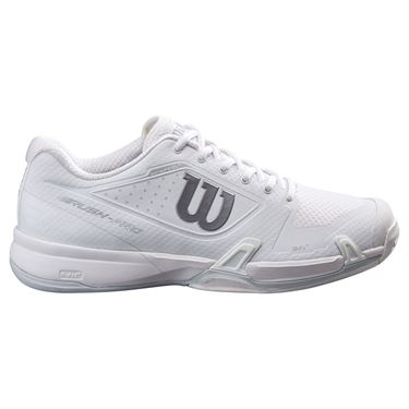 Wilson 2021 Rush Pro 2.5 Mens Tennis Shoe White/Pearl Blue WRS327360