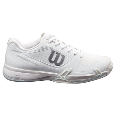 Wilson 2021 Rush Pro 2.5 Womens Tennis Shoe White/Pearl Blue WRS327390