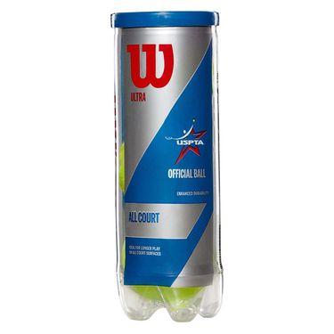 Wilson USPTA Ultra All Court Tennis Balls (Case)