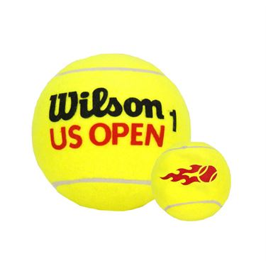 Wilson US Open Jumbo 9 Inch Tennis Ball