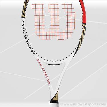 Wilson Pro Staff Six One 95 BLX Tennis Racquet DEMO
