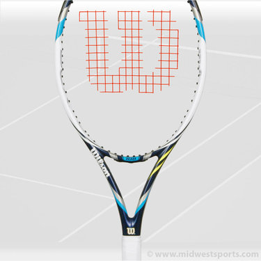 Wilson Juice 108 Tennis Racquet DEMO RENTAL