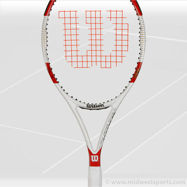 Wilson Six One 95 (18x20) Tennis Racquet DEMO RENTAL