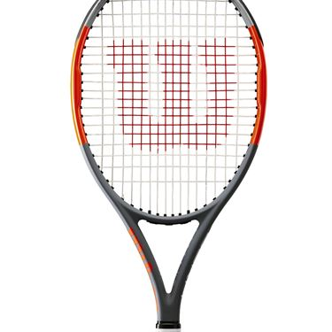 Wilson Burn Team 100 Tennis Racquet