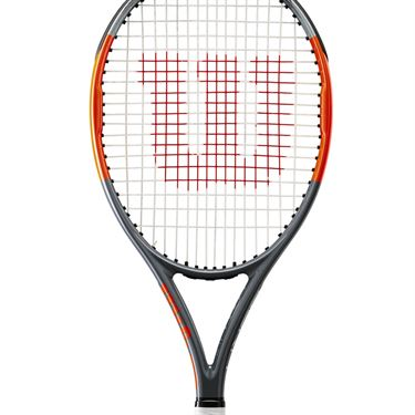 Wilson Burn Team 100 Lite Tennis Racquet