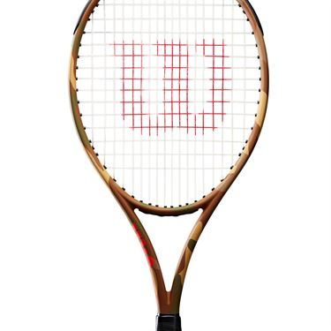 Wilson Burn 100LS Camo Tennis Racquet