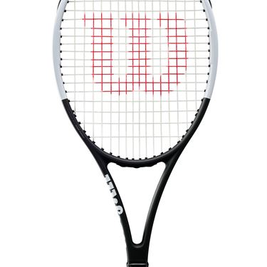 Wilson Pro Staff 97L Black/White DEMO RENTAL <br><b><font color=red>(DEMO UP TO 3 RACQUETS FOR $30. THE $30 FEE CAN BE APPLIED TO 1ST NEW RACQUET PURCHASE OF $149+)</font></b>