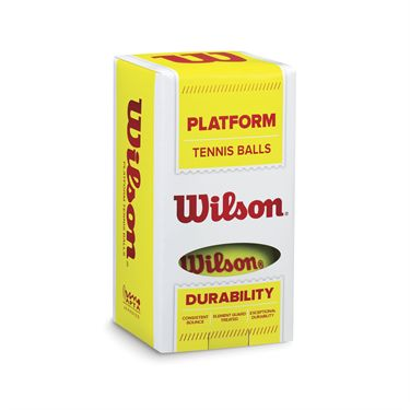 Wilson Tournament Platform Tennis Ball