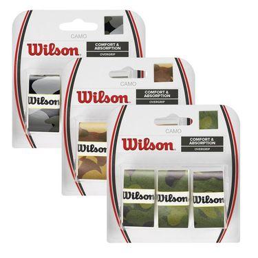 Wilson Camo Overgrip (3 pack)