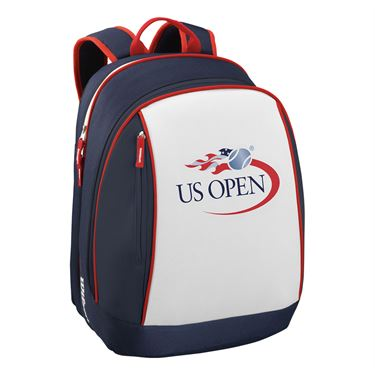 Wilson US Open Back Pack 2017 -  Navy/White