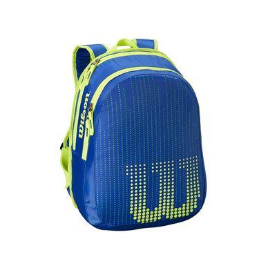 Wilson Junior Backpack - Blue/Yellow