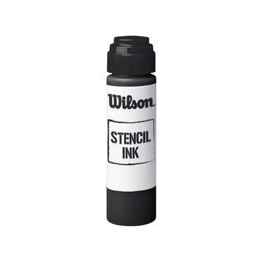 Wilson Stencil Ink Black