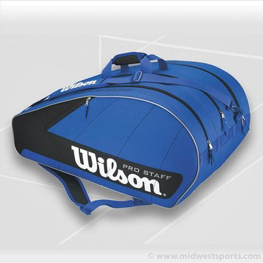 Wilson Pro Staff 12 Pack Tennis Bag WRZ822212