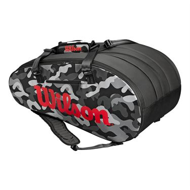 Wilson Tour Camo 15 Pack Tennis Bag