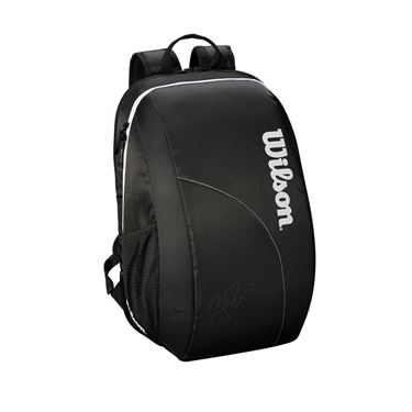 Wilson Federer Team Backpack - Black/White