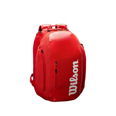 Wilson Super Tour Backpack - Infrared