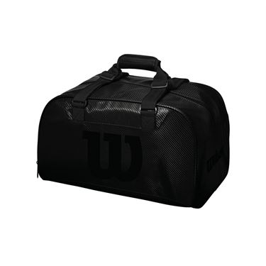 Wilson Small Duffel Bag - Black