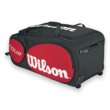 Wilson Tour Wheeled Traveler Bag WRZ843294