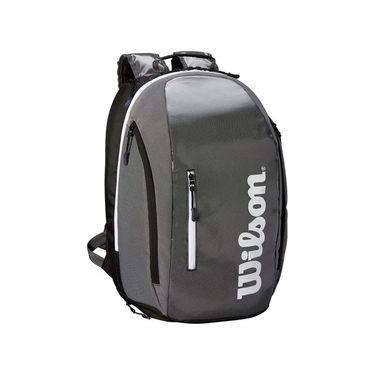 Wilson Super Tour Backpack - Black/Grey