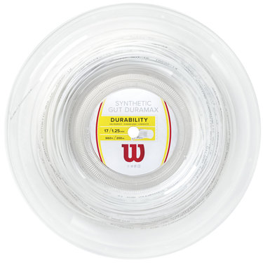 Wilson Synthetic Gut Duramax 17G REEL