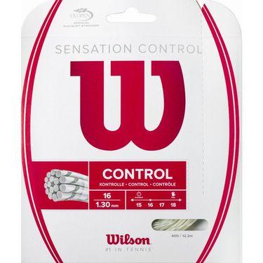 Wilson Sensation Control 16G Tennis String