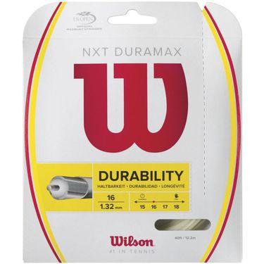 Wilson NXT Duramax 16G Tennis String