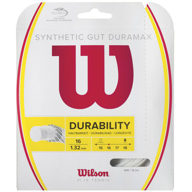 Wilson Synthetic Gut Duramax 16G