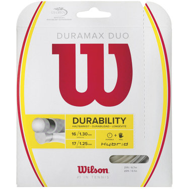 Wilson Duramax Duo Tennis String