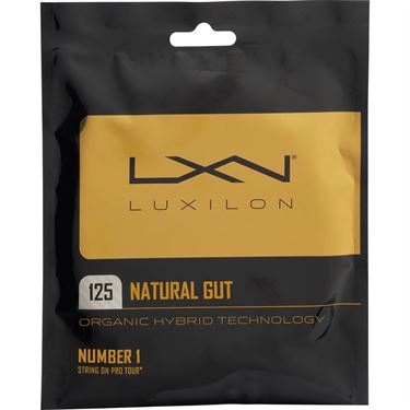 Luxilon Natural Gut 1.25 Tennis String