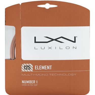 Luxilon Element 125 Tennis String