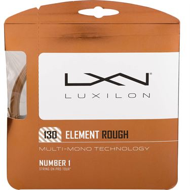 Luxilon Element 130 Rough Tennis String